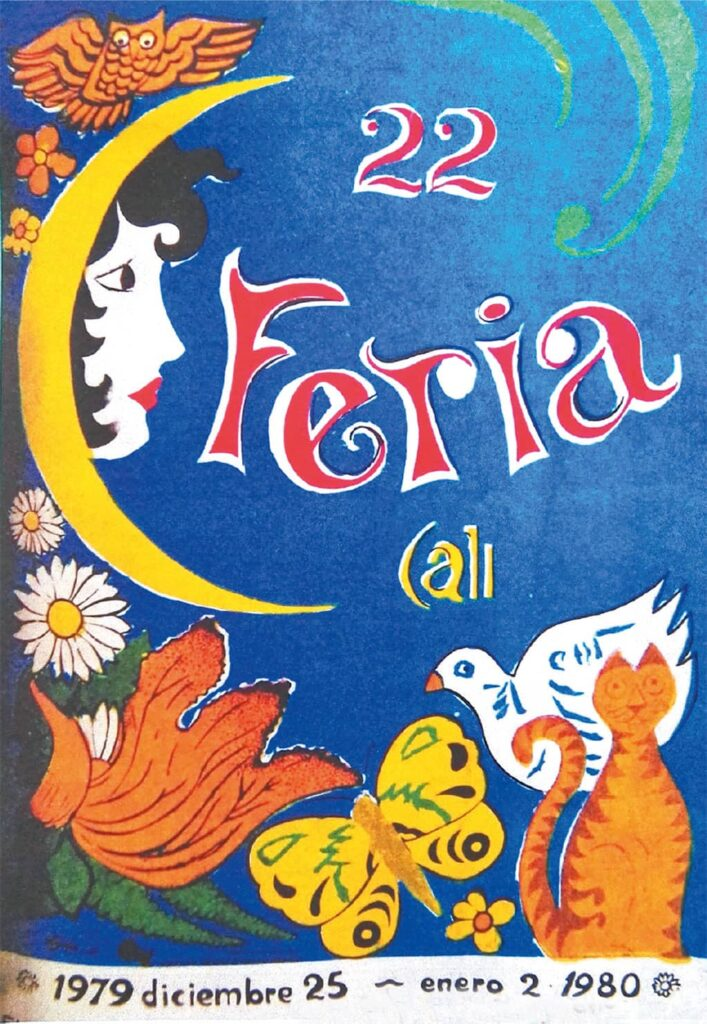 Afiche-Feria-de-Cali-22-1979