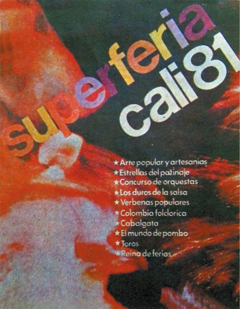 Afiche-Feria-de-Cali-24-1981