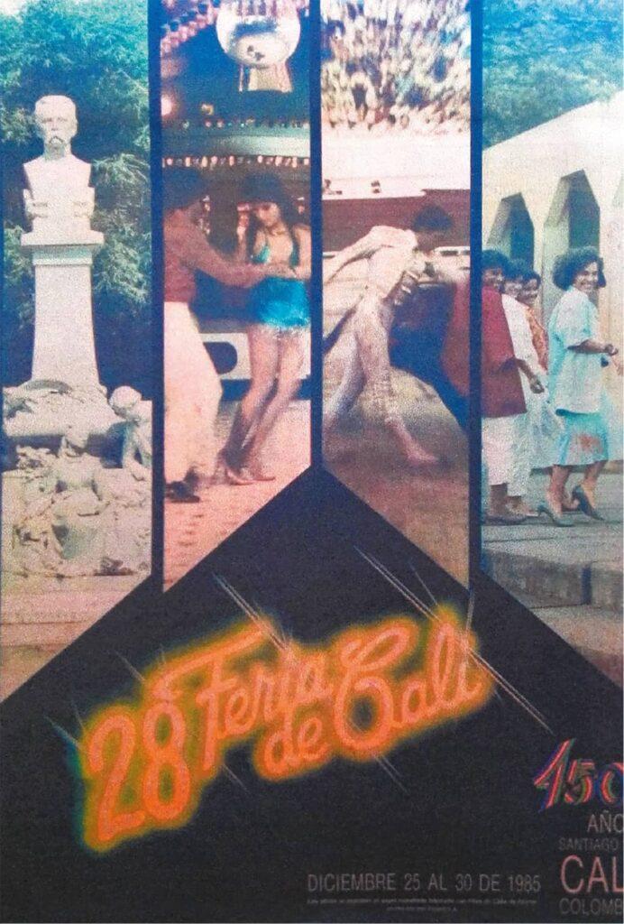 Afiche-Feria-de-Cali-28-1985