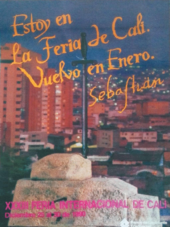 Afiche-Feria-de-Cali-33-1990