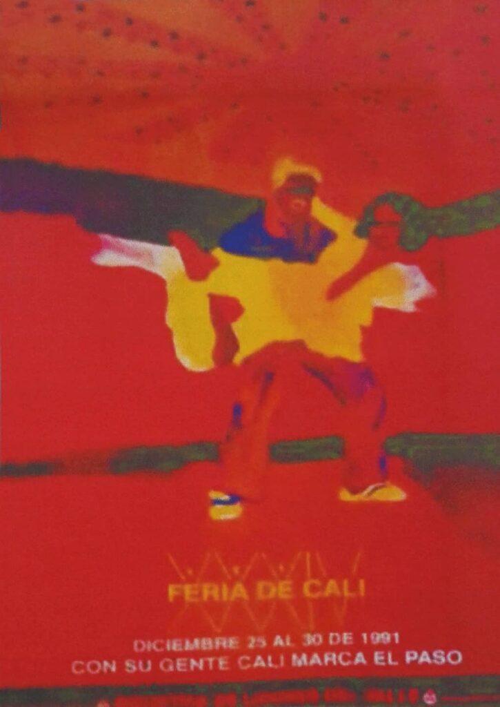 Afiche-Feria-de-Cali-34-1991