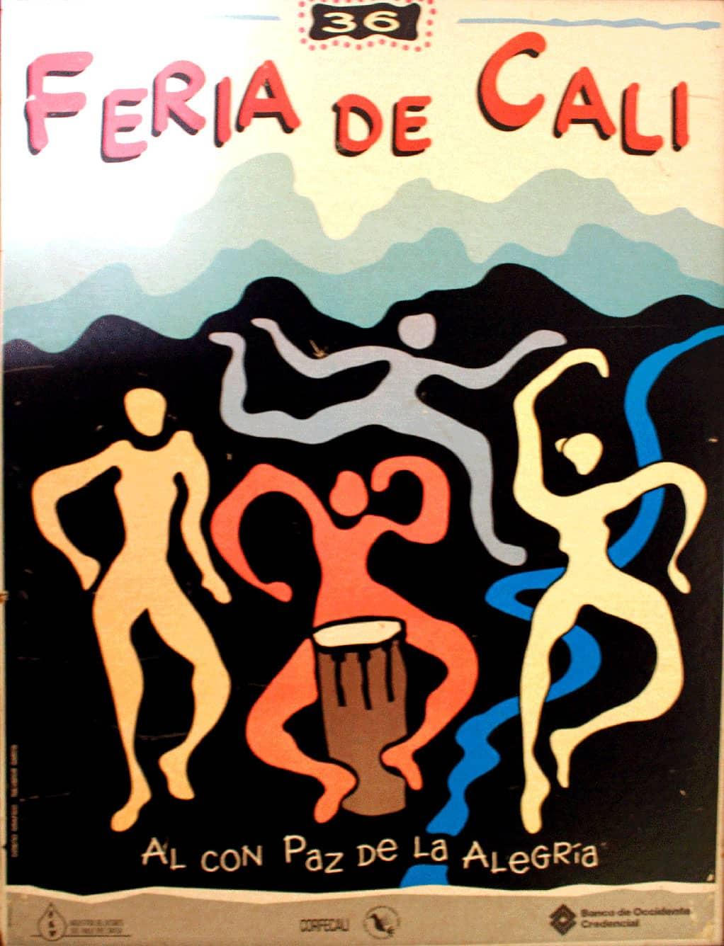 Afiche-Feria-de-Cali-36-1993
