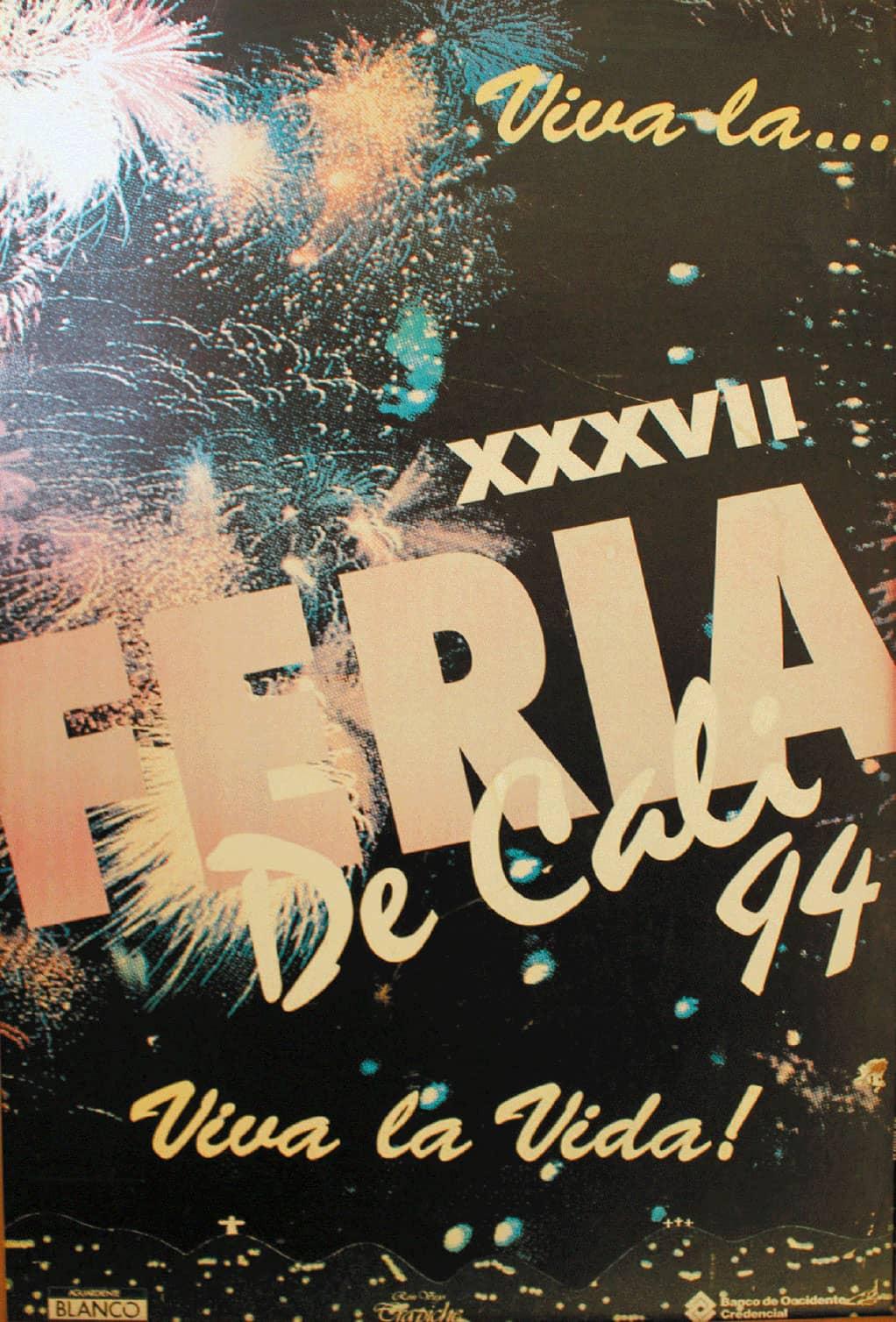 Afiche-Feria-de-Cali-37-1994