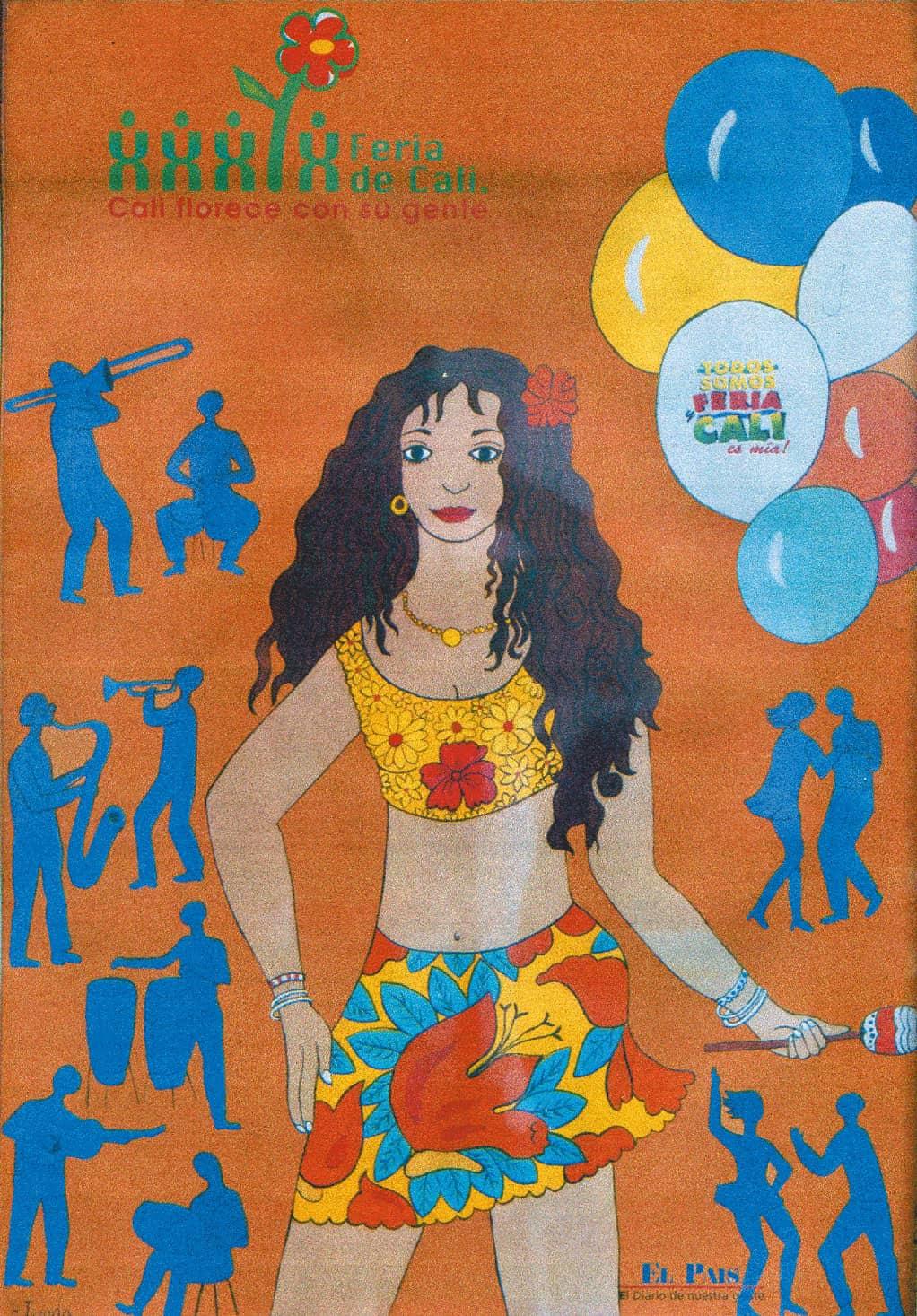 Afiche-Feria-de-Cali-39-1996