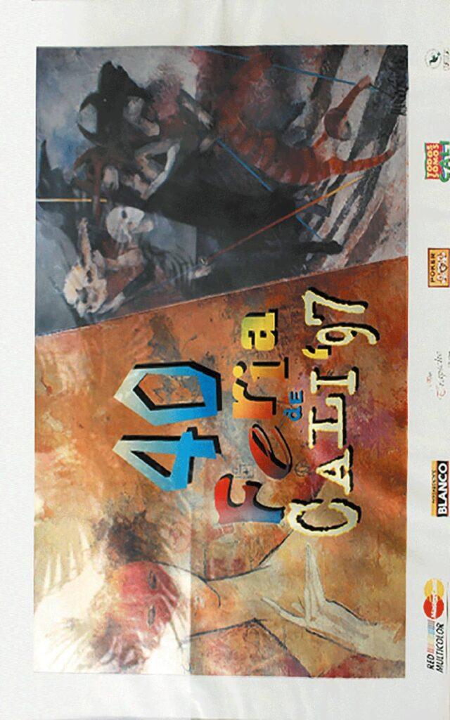 Afiche-Feria-de-Cali-40-1997