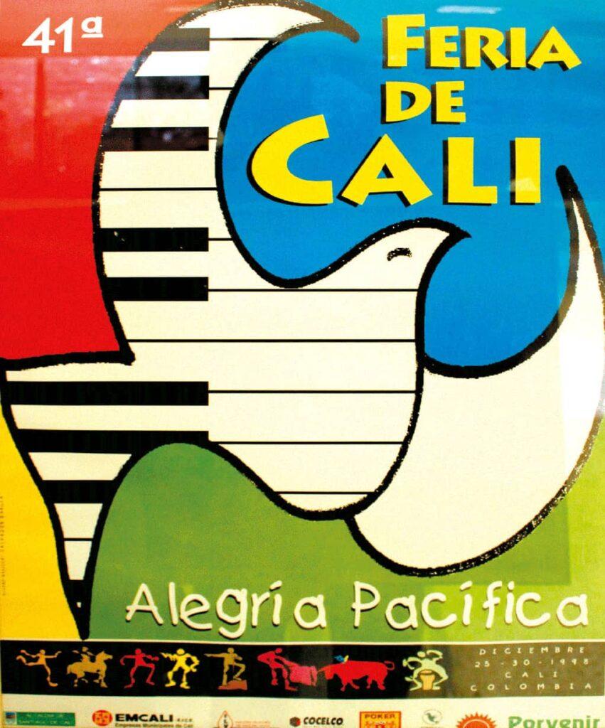 Afiche-Feria-de-Cali-41-1998