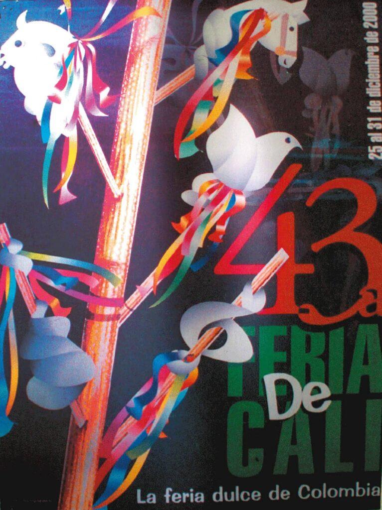 Afiche-Feria-de-Cali-43-2000
