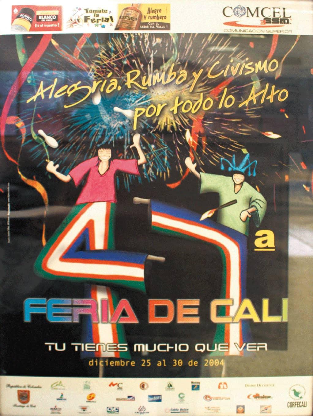 Afiche-Feria-de-Cali-47-2004