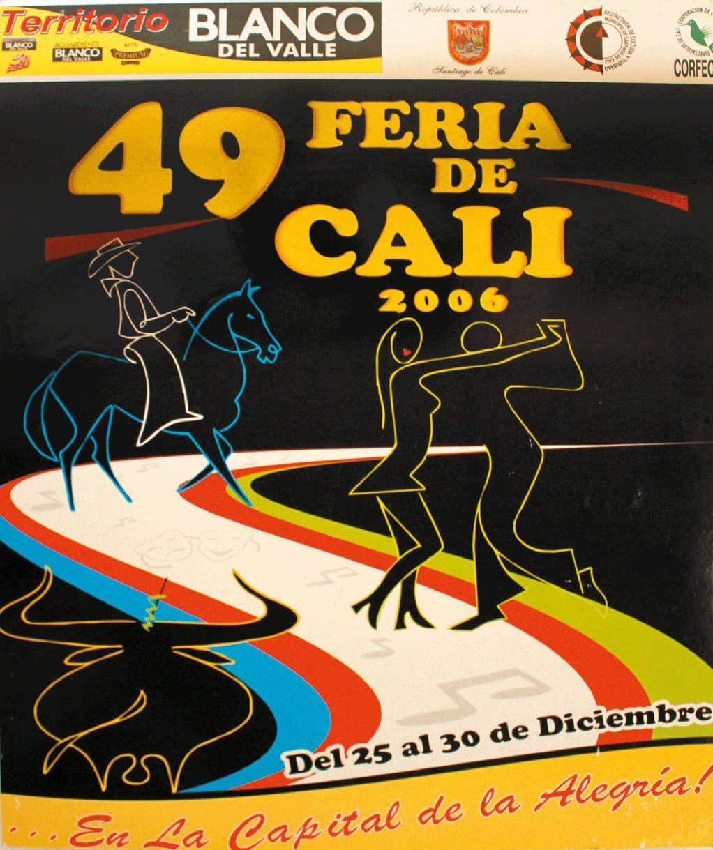 Afiche-Feria-de-Cali-49-2006