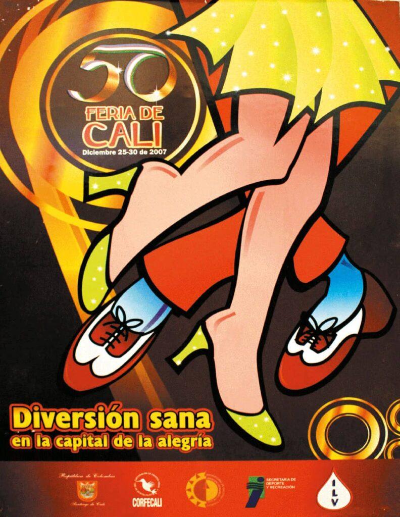 Afiche-Feria-de-Cali-50-2007