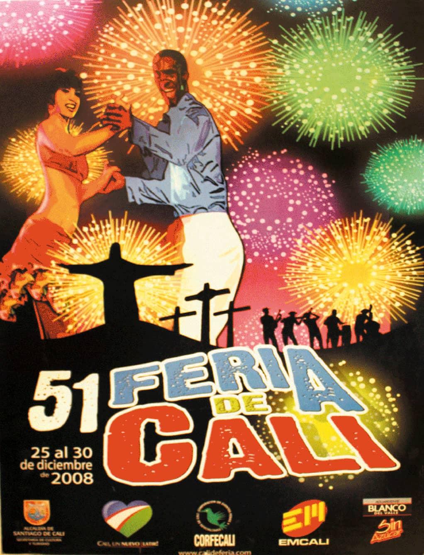 Afiche-Feria-de-Cali-51-2008
